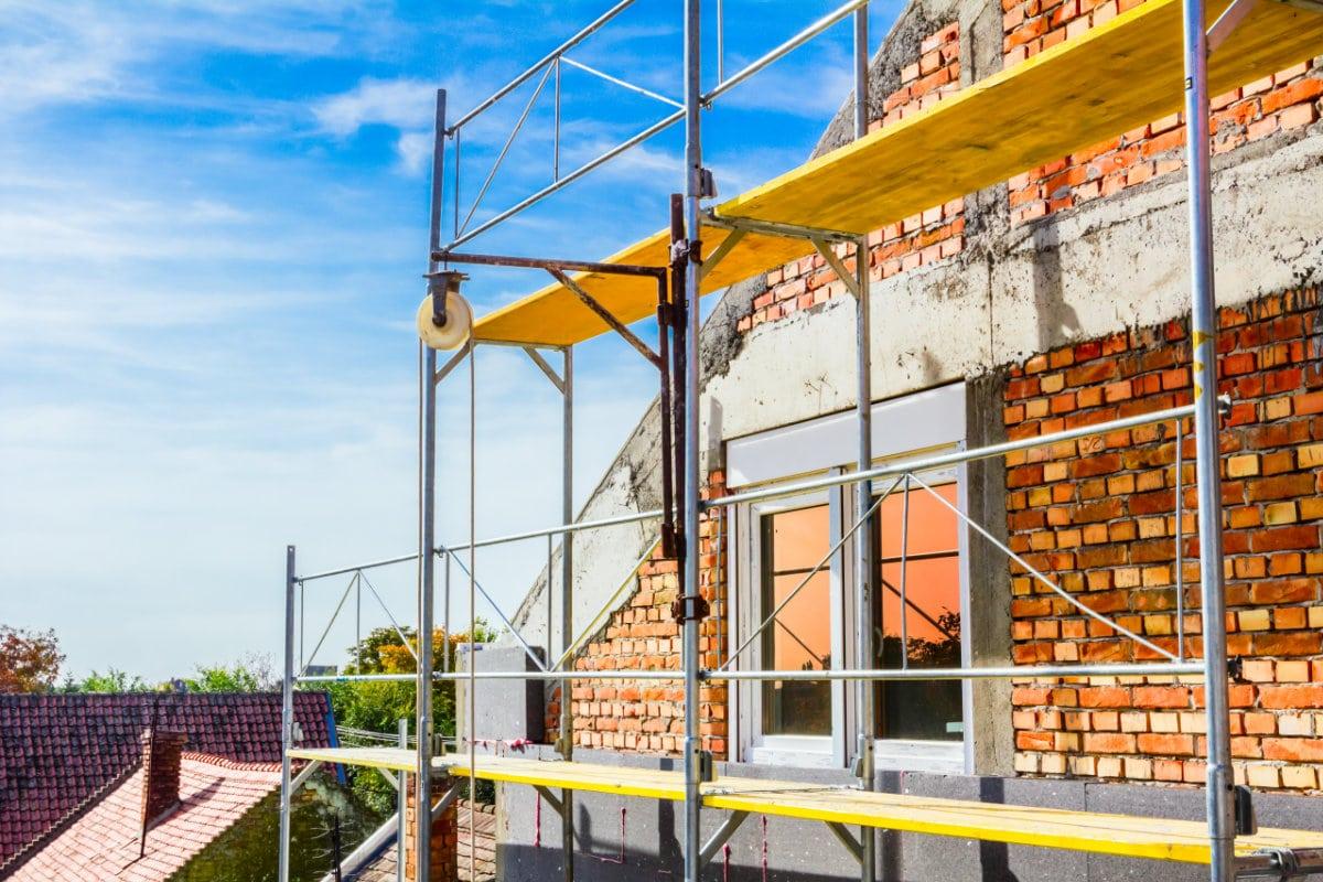 briques de parement renovation