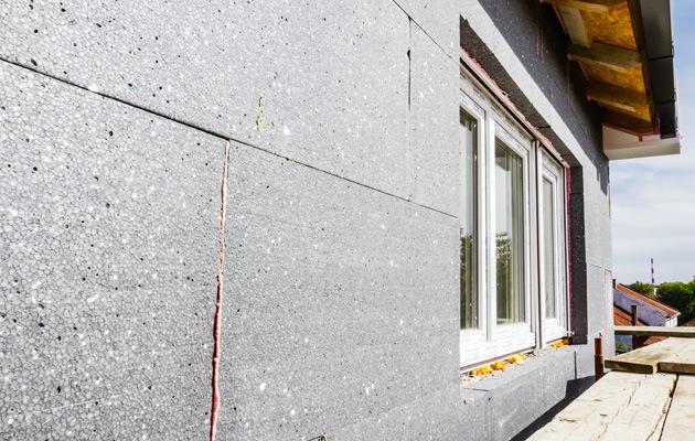 isolation facade briques de parement
