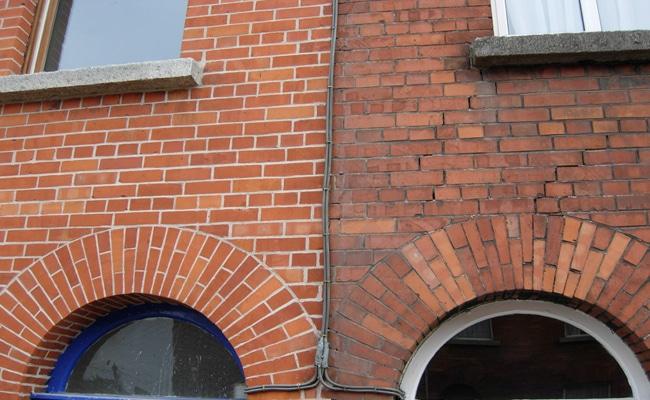 ravalement de façade avant et après la nébulisation