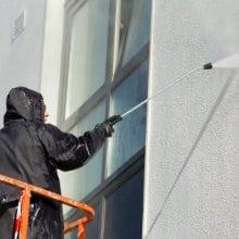 preparation peinture exterieure