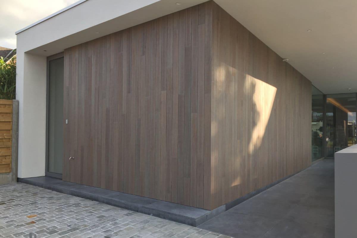 bardage bois vertical